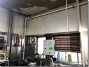 ドアが錆びてボロボロ、天井がポロポロ剥がれ落ちてくる・・市営住宅の改修修繕計画を早めるよう求めました!